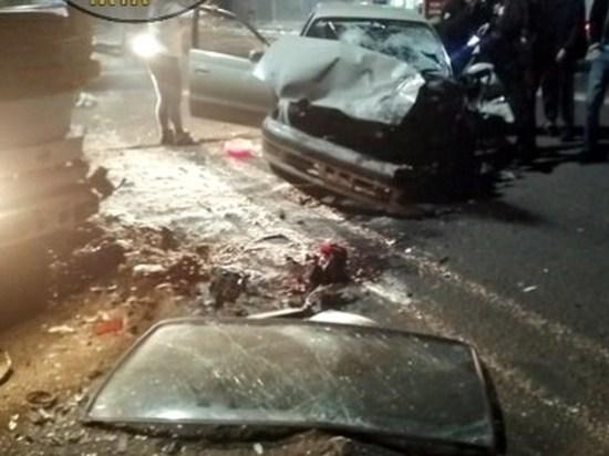 Пьяная девушка спровоцировала ДТП на встречной в Хилке