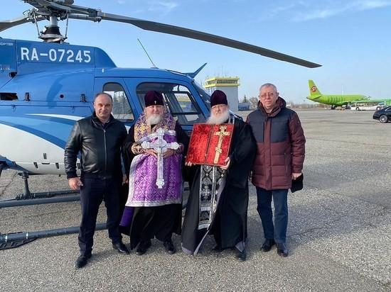 Митрополит Кирилл с небес помолился о спасении Ставрополья от Covid-19