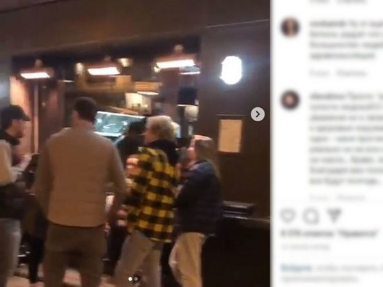 Опубликовано видео массово предающихся кутежу москвичей в разгар коронавируса