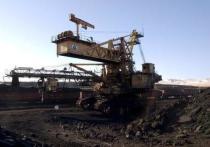 Борт карьера осыпался на Уртуйском угольном разрезе в Забайкалье