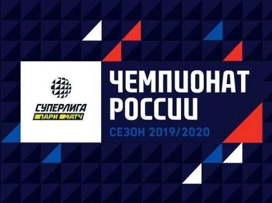 Волейбольный «Зенит» финишировал пятым в чемпионате России