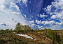 В Хакасии сохранится ветреная погода