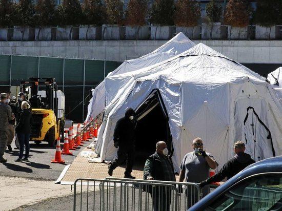 Хакасское правительство прорабатывает идею развертывания палаточных госпиталей