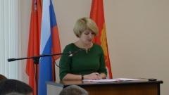 Юлия Купецкая держит на контроле вопрос дезинфекции подъездов в Серпухове