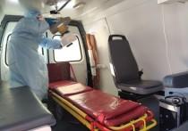 В Томской области зафиксирован третий случай заболевания коронавирусом
