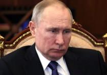 Путин прищемил хвост жирным котам