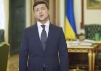 Зеленский обратился к украинцам из-за коронавируса
