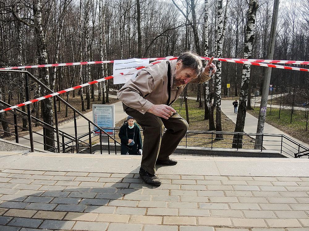 Карантин не помеха: поведение москвичей вызвало оторопь