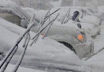 Ивановцев накроет дождь со снегом