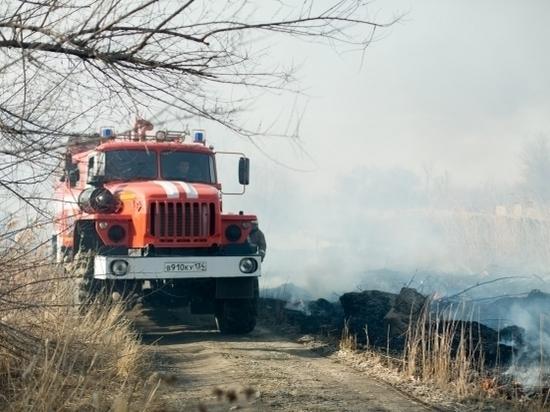 МЧС по Волгоградской области напомнило о правилах пожарной безопасности