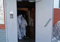 В Барнауле дезинфицировали дом зараженной коронавирусом женщины