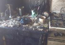 При пожаре погиб 64-летний житель Башкирии