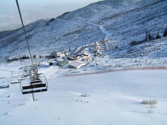 Горнолыжный сезон в Хакасии закончился раньше времени