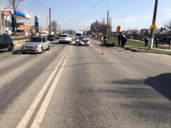 Белгородка-пешеход погибла рядом с переходом