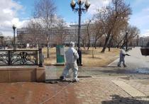 Улицы Читы пока не будут дезинфицировать