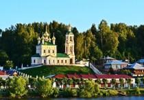 Без Плеса: туристам закрыли въезд в один из самых популярных городов Ивановской области