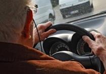 В Брянской области пенсионерка устроила аварию