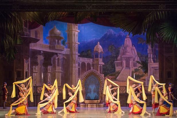 Кшесинская выступала в образе бокала шампанского: история балета «Талисман»