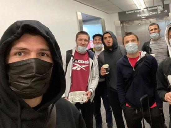 «У Фергюсона новый соперник»: Хабиб заперт в России на карантине