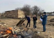 Не одним коронавирусом: в Ивановской области начались торфяные пожары