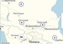 На Северном Кавказе подтверждено 25 случаев заражения COVID-19