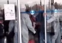 Выяснилась причина скандала в аэропорту Киева, где прилетевшие проигнорировали карантин