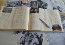 В уникальную рукописную Книгу Победы внесли истории Ивановских почтовиках