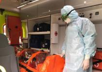 В Крым прибыл первый автомобиль с боксом для перевозки зараженных коронавирусом