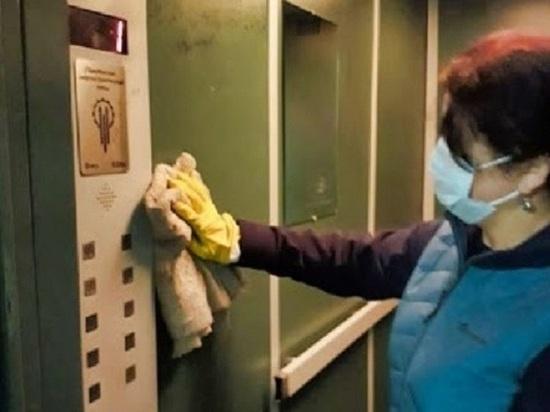 В Томске провели дезинфекцию более 400 домов