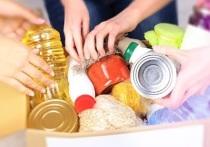В калмыцкой столице вам доставят продукты на дом