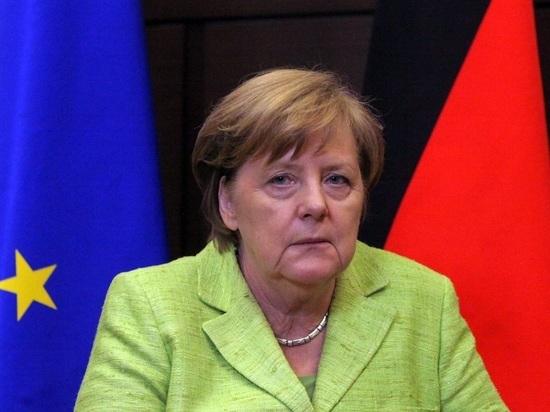 В Германии озвучили результаты третьего теста Меркель на коронавирус