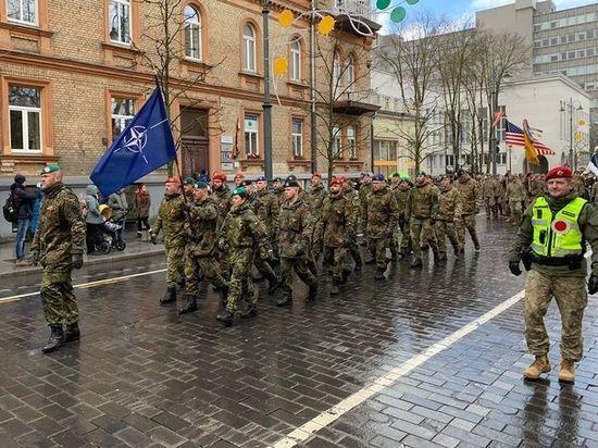 Литва считает «российскую угрозу» страшней коронавируса