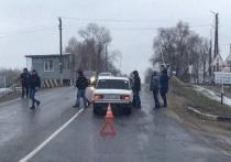 В  Брянской области столкнулись две легковушки