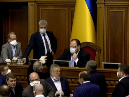 В Верховной раде Украины приняли закон о рынке земли0