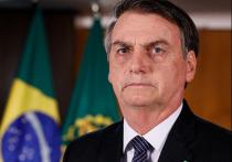 СМИ: соцсети удалили видео президента Бразилии о карантинных мерах