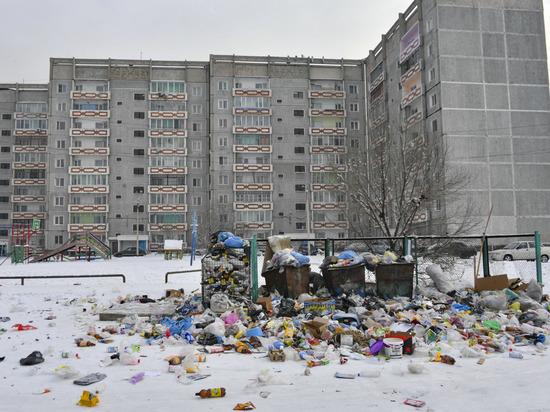 Евгений Овсянников о причинах провала регоператора по вывозу мусора в Туве