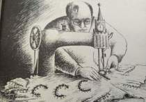 115 лет российской сатиры и карикатур: страшно смешно