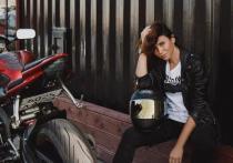 Хабаровчанка о любви к мотоциклам: Ольга Демская и её Yamaha R6