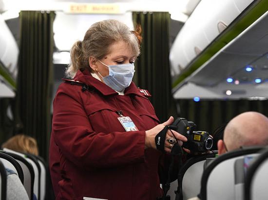 В Хакасии ищут граждан, летевших в самолёте с заражённой женщиной