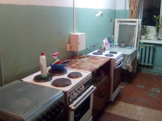 Как выживают в изоляции в калужском общежитии