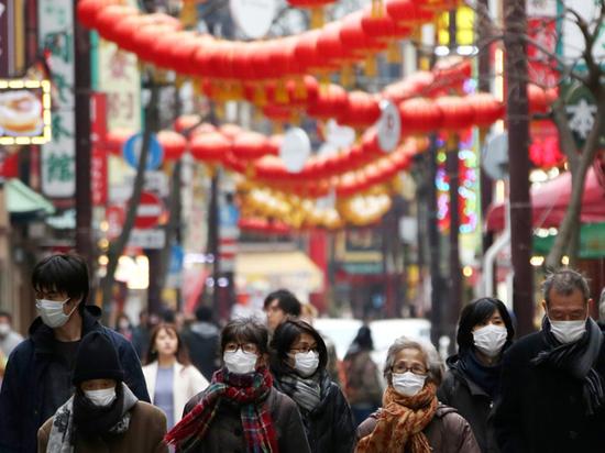 При этом в Токио резко выросло количество зараженных