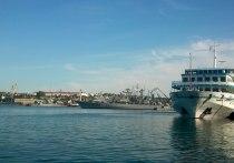 На границе Севастополя с Крымом появились блокпосты