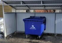 В Тюменской области будут дезинфицировать мусорные контейнеры