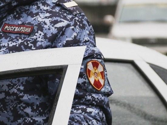 В Северодвинске задержали окровавленного преступника