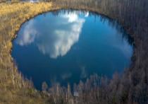 Туристы приблизятся к разгадке тайны бездонного озера в Подмосковье