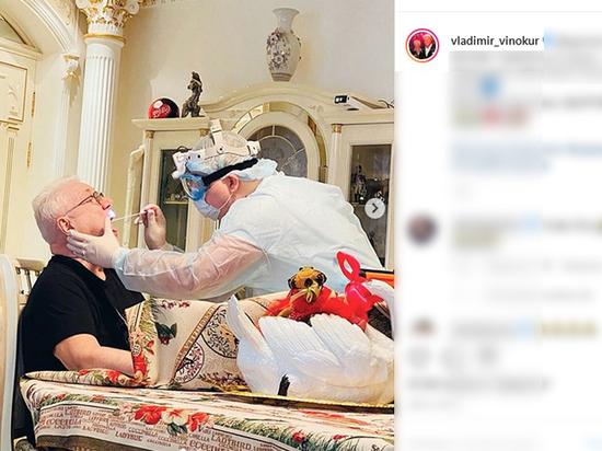 Винокур выложил праздничное фото и рассказал о состоянии Лещенко