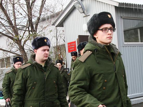 Минобороны РФ раскрыло специфику весеннего призыва