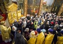 Посмотреть онлайн-богослужения из Псково-Печерского монастыря можно будет в течение недели
