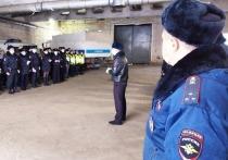 Чеховским полицейским выдали маски и перчатки