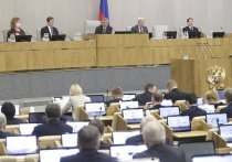 Госдума без вопросов и обсуждения приняла во всех трех чтениях законы из «противовирусного» пакета